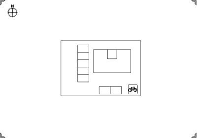 【区画図】ジュパールⅢ棟