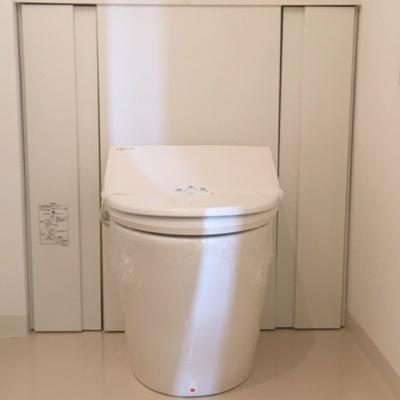 【トイレ】プライムアーバン麻布霞町