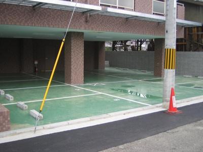 【駐車場】朱雀