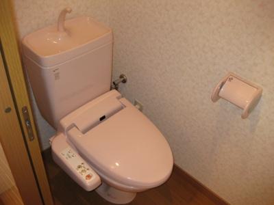 【トイレ】朱雀