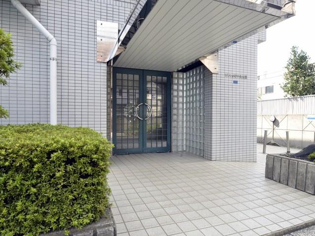 【エントランス】コスモ与野中央公園