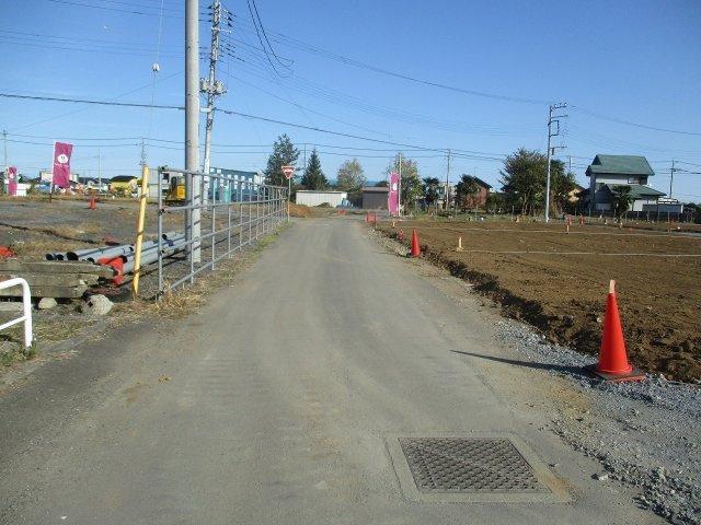 【土地図】堀町土地 全9区画