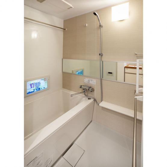 【浴室】アクシオン城西ピュアラル