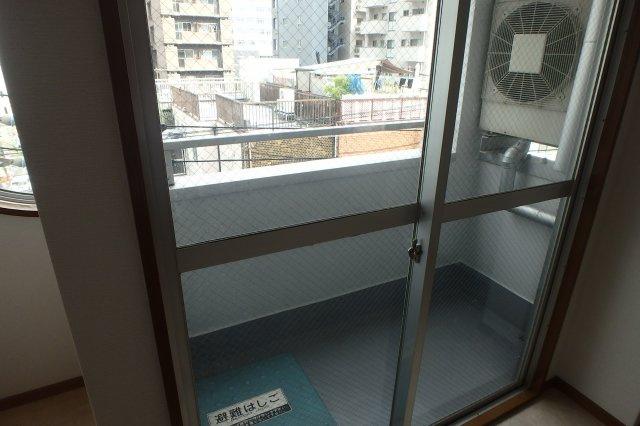 【バルコニー】レジス大阪天満宮DIO