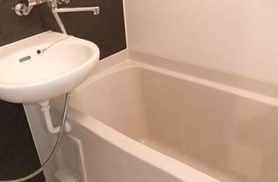 【浴室】ルーブル武蔵小山