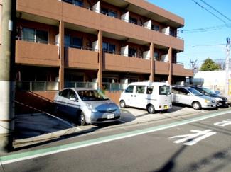 【駐車場】シーサイドテラス