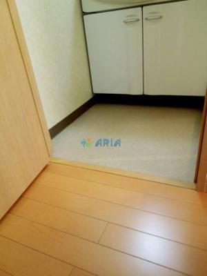 【洗面所】シーサイドテラス