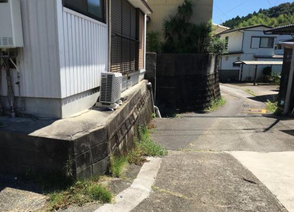 【前面道路含む現地写真】朝倉丙