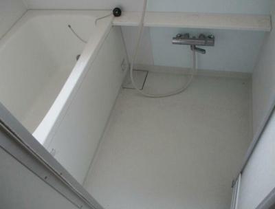 【浴室】プラムハイツ