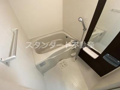 【浴室】ディクス梅田東レジデンス