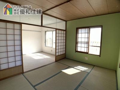 【和室】伊川谷住宅 10号棟