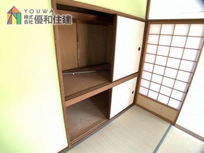 【収納】伊川谷住宅 10号棟