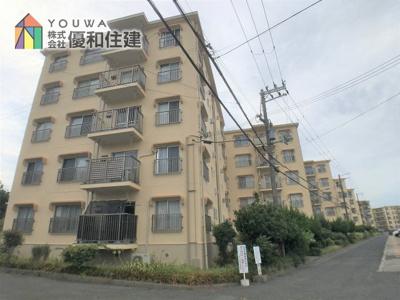 【外観】伊川谷住宅 10号棟