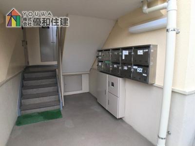 【設備】伊川谷住宅 10号棟