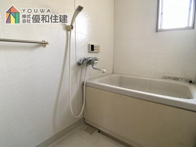 【浴室】伊川谷住宅 10号棟