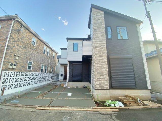 土地33坪 建物32坪 5LDK 2階建 新築戸建 住環境良好な好立地に誕生いたします♪♪ 只今、建築中になりますがモデルハウスもご案内いたします 建物の仕様・設備やボリュームをご確認できます