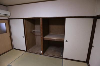 【収納】瑞穂通4テラスハウス