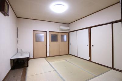 【和室】瑞穂通4テラスハウス
