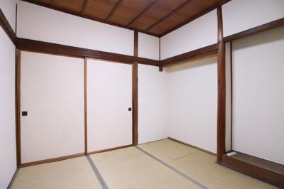 【寝室】瑞穂通4テラスハウス