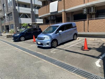 【駐車場】プリムローズHY1