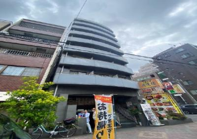 【外観】入谷センチュリープラザ21
