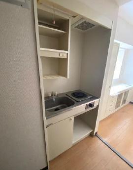 【キッチン】入谷センチュリープラザ21