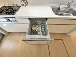 食洗機付きです♪