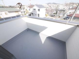 【バルコニー】 神戸市垂水区千鳥が丘19-1期-3号棟 新築戸建