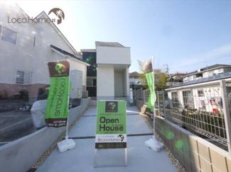 【外観】 神戸市垂水区千鳥が丘19-1期-3号棟 新築戸建