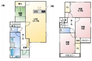 神戸市垂水区狩口台2期1号棟 新築戸建