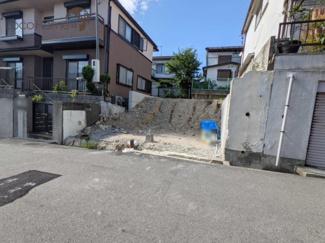 【前面道路含む現地写真】神戸市垂水区青山台2丁目 新築戸建