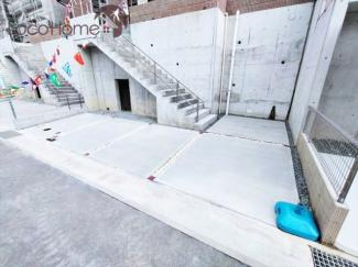 【前面道路含む現地写真】神戸市第7垂水区名谷-4号棟 新築戸建