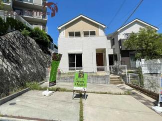 【外観】神戸市垂水区多聞台3丁目 中古戸建