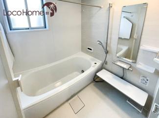 窓がうれしいお風呂♪