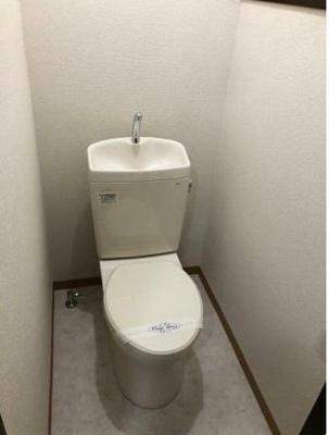 【トイレ】コーポ山田
