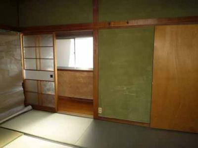 【和室】草津浜町貸家