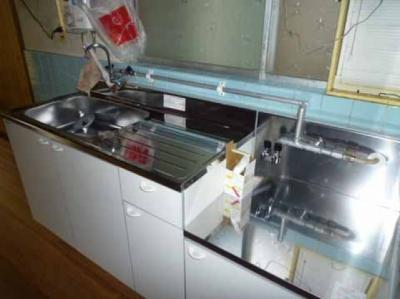【キッチン】草津浜町貸家