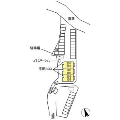 【区画図】プリモ パッソ