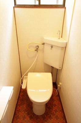 【トイレ】深水町戸建て