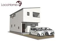 明石市松の内Ⅰ期(俺と私のLoco House) 新築戸建の画像
