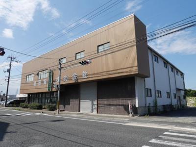 【外観】井口 貸倉庫 440坪 R53号線沿い