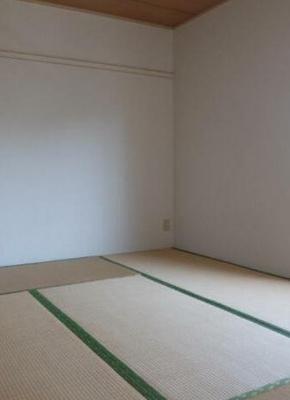 【寝室】サンシティショウビ