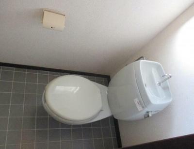 【トイレ】サンシティショウビ