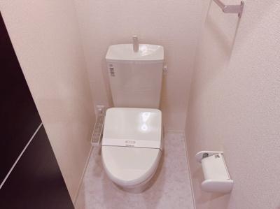 【トイレ】アルヴィータ上地