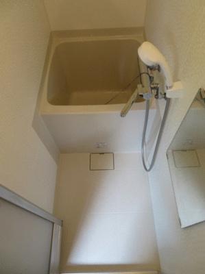 【浴室】西池ハウス