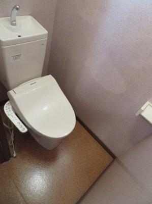 【トイレ】西池ハウス