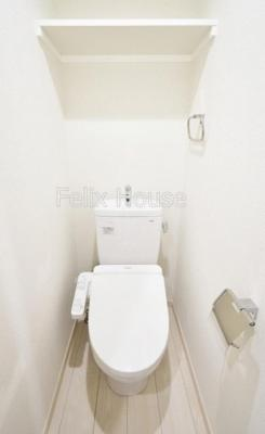 【トイレ】グランクオール下赤塚
