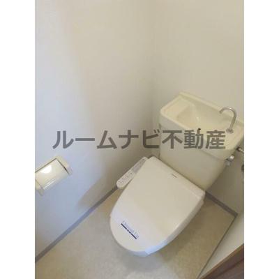【トイレ】ハイツナカムラⅡ