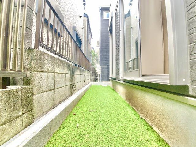 【庭】足立区入谷2丁目 限定1棟