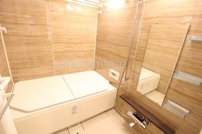 【浴室】阿波座ライズタワーズフラッグ46